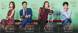 崔智友主演《托行李箱的女人》收视垫底 全国仅为6.9%