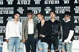 Bigbang将于年内发表新专辑 录音紧锣密鼓进行中
