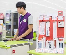 小米产品在韩人气火爆