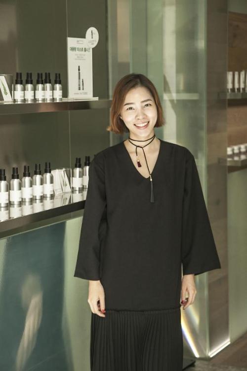 植物提取物保湿喷雾大获成功的韩国美妆品牌Ground Plan