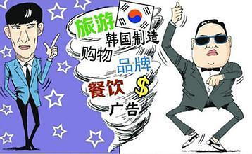 韩流文化令人五感满足 K-产业势头强劲魅力无限