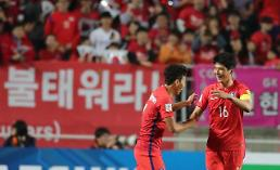 South Korea in 2nd place in World Cup qualifying: Yonhap