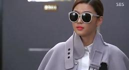 .Hallyu star sunglasses become must-have for Chinese tourists.
