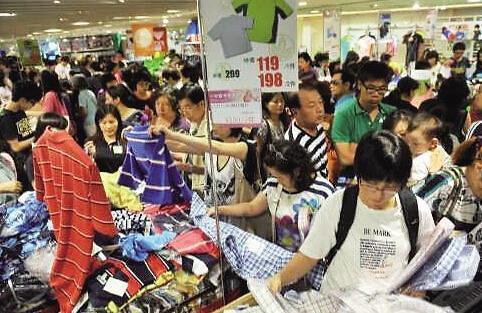 中国国务院放5大招 进一步扩大国内消费