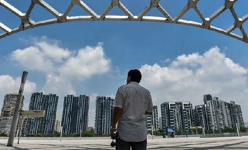 中国前三季卖地收入超去年总和 全年或超4万亿