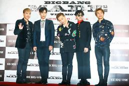 Big Bang to come back with double title tracks this year
