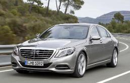 Benz and other foreign firms ordered to recall some 8,800 cars