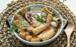 .Busan arranges fishcake and beer party for Chinese tourists.