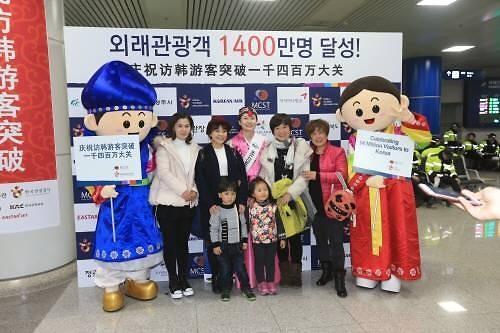 """韩文体部将评选""""十大文化旅游路线"""" 吸引国内外游客"""
