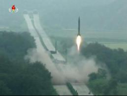 [UPDATES] US, S. Korea detect N. Koreas failed Musudan missile launch
