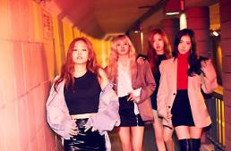 .YG girl group Black Pink to come back on Nov. 1.