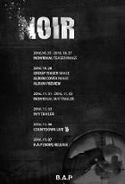 グループ「B.A.P」、11月7日2ndアルバム「NOIR」でカムバック確定