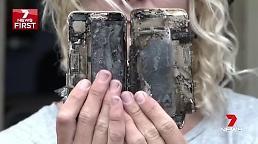三星因Note 7焦头烂额 iPhone7着火也令苹果饱受争议