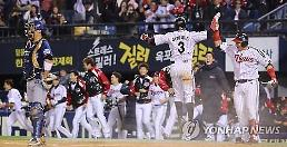 [PO3] 역시 '수비甲'…숨은 MVP는 '슈퍼캐치' 안익훈