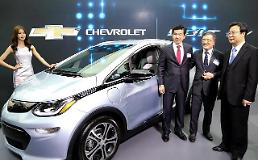 GM to join electric vehicle war with Bolt EV in 2017