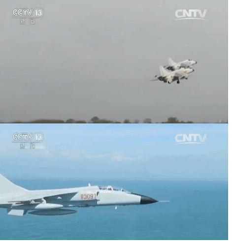 [영상중국] '섬 폭격, 주야간비행…' 중국 남해·동해함대 잇단 실전훈련