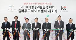 KT opens worlds first cloud connected Olympic Data Center