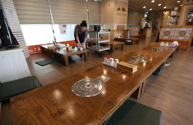 七成餐厅称《金英兰法》实施后销售额减少