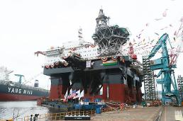 .S. Korea pledges special $9.6 bln public orders for shipbuilding.