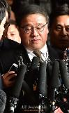 Ex-presidential aide turns up for questioning by prosecutors