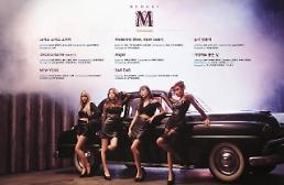 MAMAMOO drops tracklist for upcoming mini album