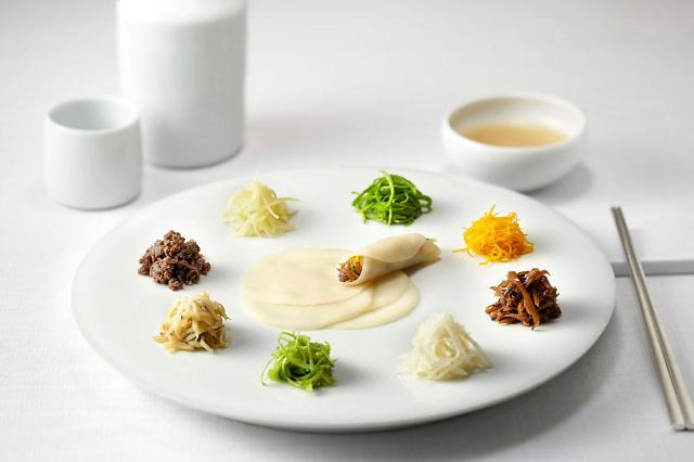 """韩餐获""""米其林星"""""""