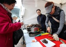 .品尝韩国传统美食.