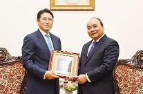チョ・ヒョンジュン暁星社長、ベトナム首相会って事業拡大案の論議