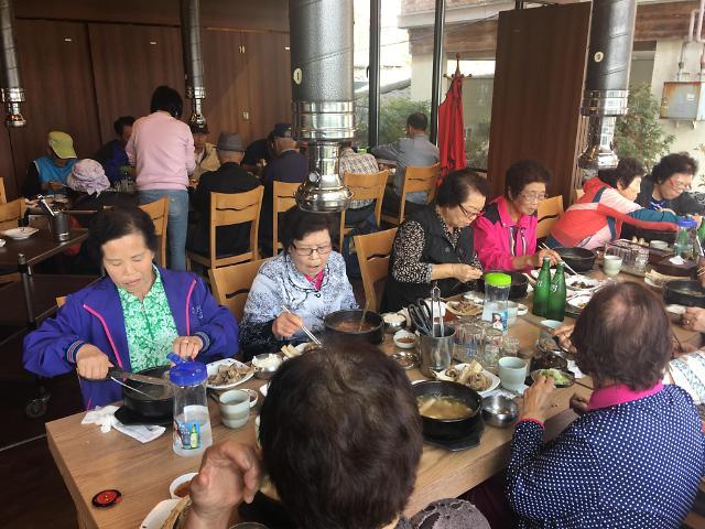 韩餐饮行业不景气 服务业生产指数创5年新低
