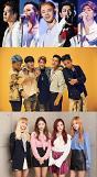 .YG艺人年底日程繁忙 缺席2016MAMA盛典.