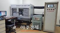 경북도, '미세먼지 칭량 로봇시스템' 전국 최초 설치