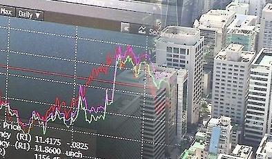 韩10月份股票发行增额逾64亿 同比骤增143%