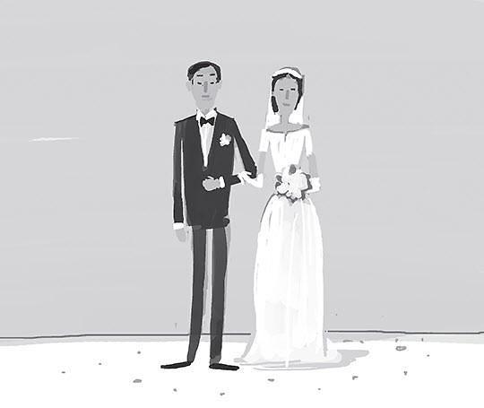 """韩国进入""""结婚冰期"""" 结婚率创40年新低"""