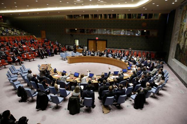 联合国安理会一致通过对朝鲜实施新制裁  中国投赞成票