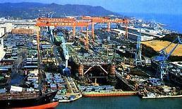 .韩国三大造船厂债台高筑 明年2.22万亿韩元公司债到期 .