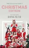 Girl group TWICE to release Christmas edition of hit album