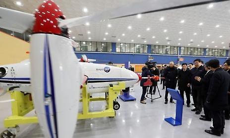 韩国无人机市场规模2025年或达30亿美元