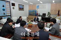 울릉군, 2017년 예산 1540억 원 편성