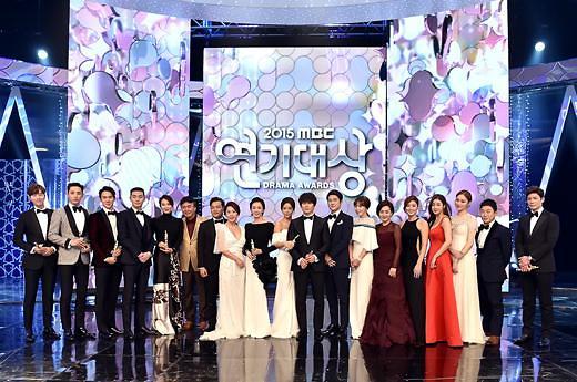 """""""2016 MBC演技大赏""""在即 官方:百分百观众投票"""