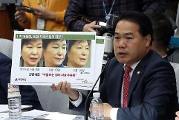 Plastic surgeon detects feeler marks in President Parks picture