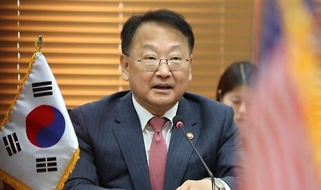 韩美财长通电话 再次确认经济合作关系