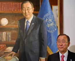 Outgoing UN chief criticized lack of good governance in S. Korea