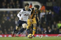 Tottenhams Son Heung-min voted best S. Korean forward: Yonhap