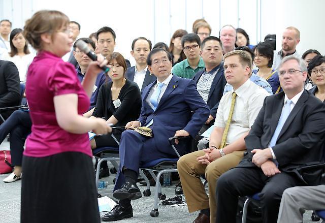 首尔外籍劳动者突破22万 7成为韩裔中国人