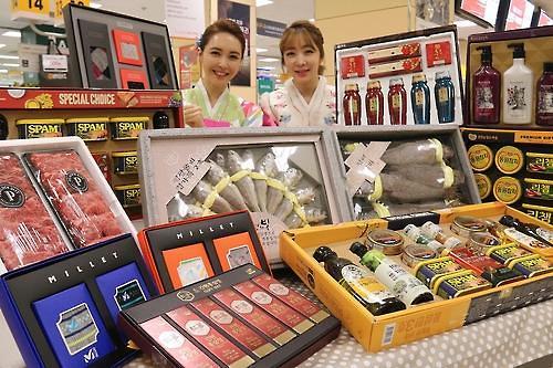 韩国春节礼品套盒不到300元 《金英兰法》大显神威