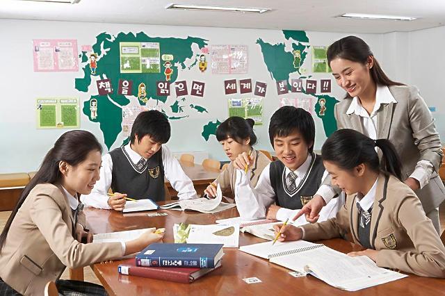 韩国学生最爱职业为教师 运动员厨师均上榜