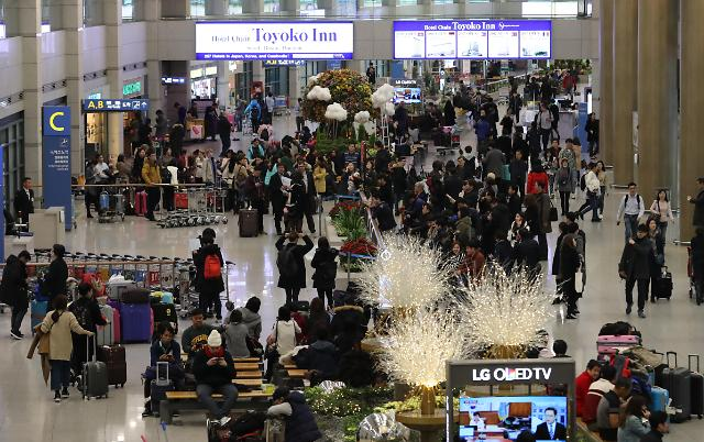 韩关税厅:12月26日至下月6日对海外旅客携带免税品实行重点管制