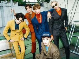 .SHINee日本发布新单曲 人气高涨位居公信榜前列.