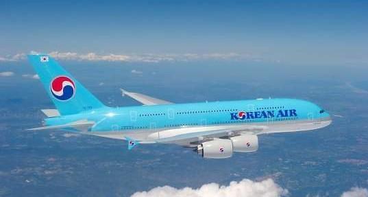 大韩航空飞行员22日起罢工 7%航班停飞