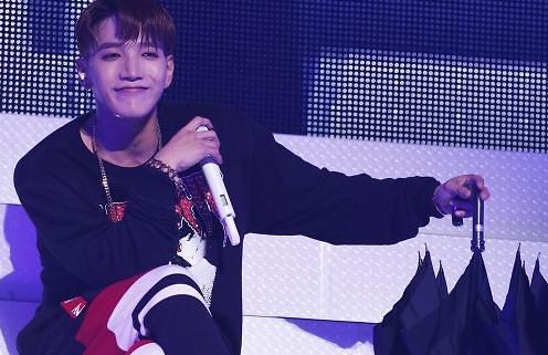 2PM成员Jun. K日本演唱会落幕 与粉丝度过难忘时光